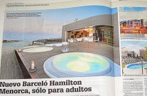 B. Hamilton en Diario de Mallorca